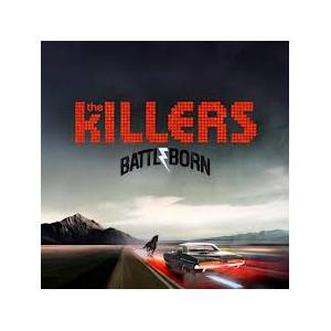 Cover - Killers, The: Battle Born