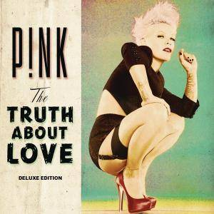 P!nk: Truth About Love, The - Cover