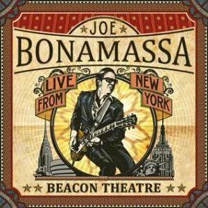 Joe Bonamassa: Live From New York: Beacon Theatre - Cover