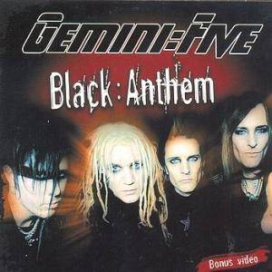 Cover - Gemini Five: Black Anthem