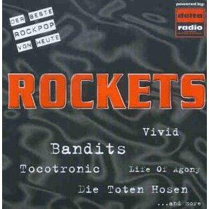 Rockets » Powered By: Delta Radio - Cover