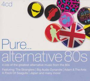 Pure...Alternative 80s - Cover