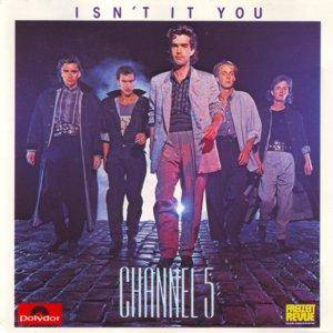 Cover - Channel 5: Isn't It You