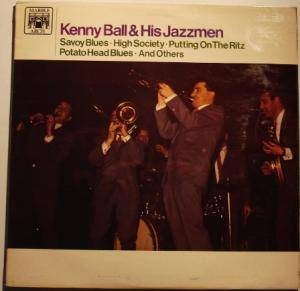 Cover - Kenny Ball & His Jazzmen: Kenny Ball & His Jazzmen