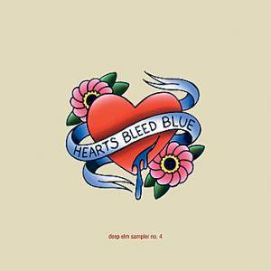 Hearts Bleed Blue - Sampler No. 4 - Cover