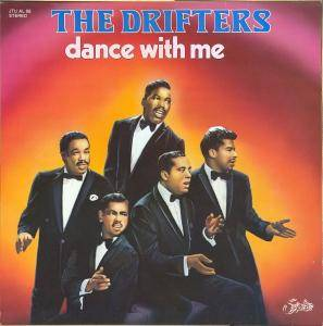 Cover - Drifters, The: Dance With Me