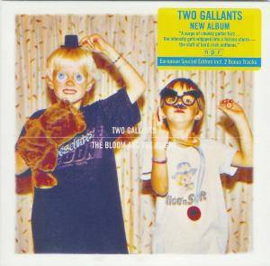 Two Gallants: Bloom And The Blight, The - Cover