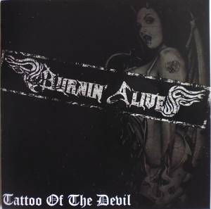 Burnin' Alive: Tattoo Of The Devil - Cover