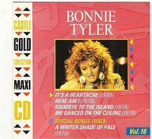 Cover - Bonnie Tyler: Castle Gold Collection, Vol. 16