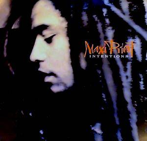 Cover - Maxi Priest: Intentions