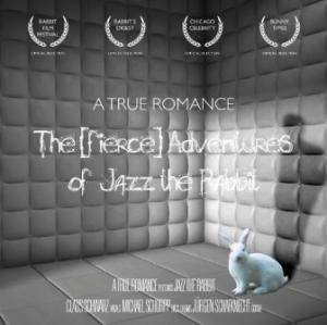 A True Romance: [Fierce] Adventures Of Jazz The Rabbit, The - Cover