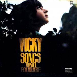 Cover - Vicky: Songs & Folklore