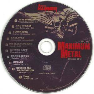 Metal Hammer - Maximum Metal Vol. 177 (CD) - Bild 3