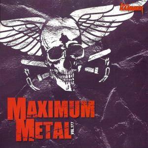 Metal Hammer - Maximum Metal Vol. 177 (CD) - Bild 1