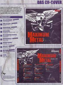 Metal Hammer - Maximum Metal Vol. 177 (CD) - Bild 7