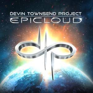 The Devin Townsend Project: Epicloud - Cover