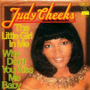 Cover - Judy Cheeks: Little Girl In Me, The