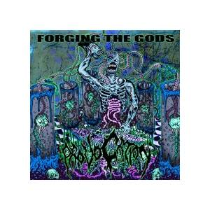 Provocation: Forging The Gods - Cover