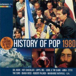 History Of Pop 1980 - Cover