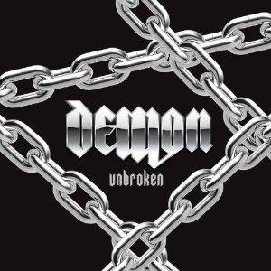 Demon: Unbroken - Cover