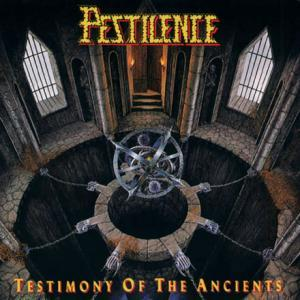 Pestilence: Testimony Of The Ancients - Cover