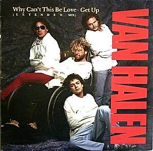 Van Halen: Why Can't This Be Love - Cover