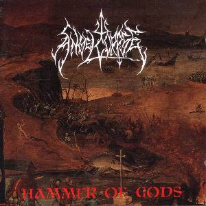 Angelcorpse: Hammer Of Gods - Cover