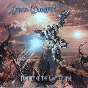 Luca Turilli: Prophet Of The Last Eclipse - Cover