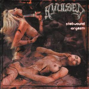 Avulsed: Stabwound Orgasm - Cover