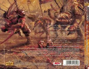 Rhapsody: Rain Of A Thousand Flames (CD) - Bild 2