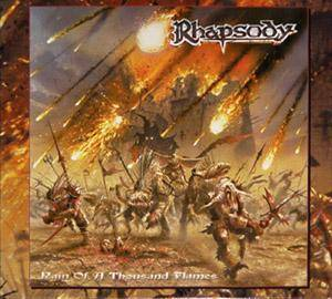 Rhapsody: Rain Of A Thousand Flames (CD) - Bild 1