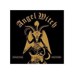 Angel Witch: Sinister History - Cover