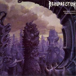 Resurrection: Embalmed Existence - Cover
