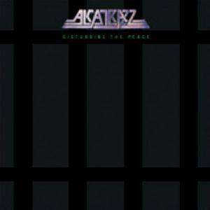 Alcatrazz: Disturbing The Peace - Cover