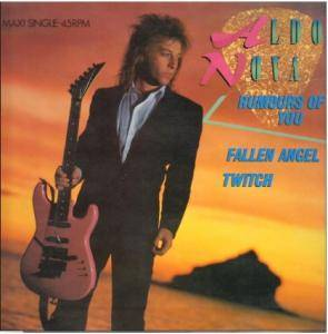 Cover - Aldo Nova: Rumours Of You