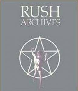 Rush: Archives - Cover