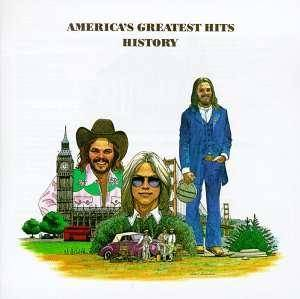 America: History - America's Greatest Hits - Cover