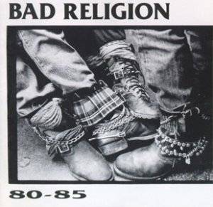 Bad Religion: 80-85 - Cover