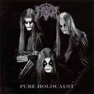 Immortal: Pure Holocaust - Cover