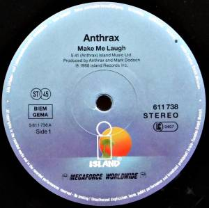 "Anthrax: Make Me Laugh (12"") - Bild 3"