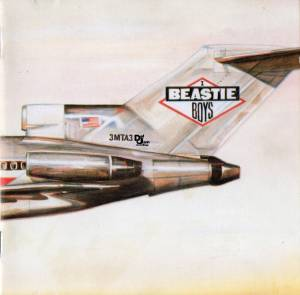 Cover - Beastie Boys: Licensed To Ill