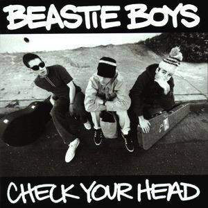 Beastie Boys: Check Your Head - Cover