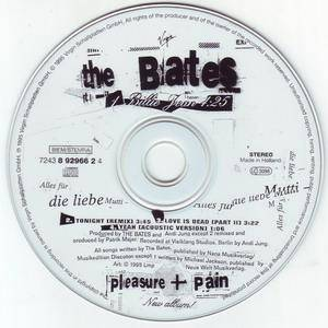 The Bates: Billie Jean (Single-CD) - Bild 3