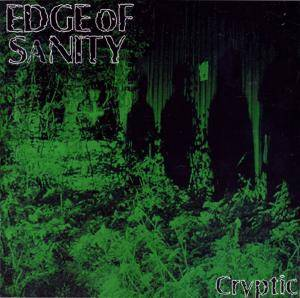 Edge Of Sanity: Cryptic - Cover