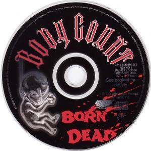 Body Count: Born Dead (CD) - Bild 4