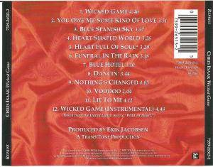 Chris Isaak: Wicked Game (CD) - Bild 2