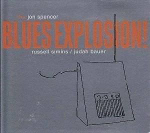 The Jon Spencer Blues Explosion: Orange - Cover