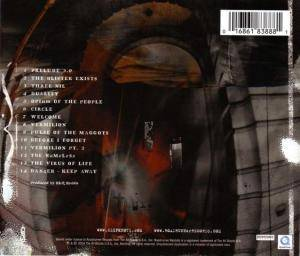 Slipknot: Vol. 3: (The Subliminal Verses) (CD) - Bild 2