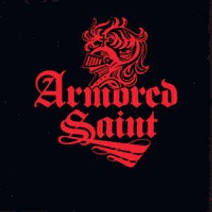 Cover - Armored Saint: Armored Saint
