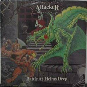 Attacker: Battle At Helms Deep - Cover